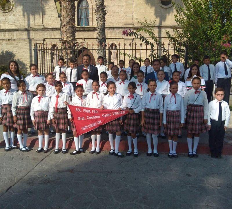 """Cuatro Ciénegas contará con """"Programa Villas"""" para mejora de escuelas"""