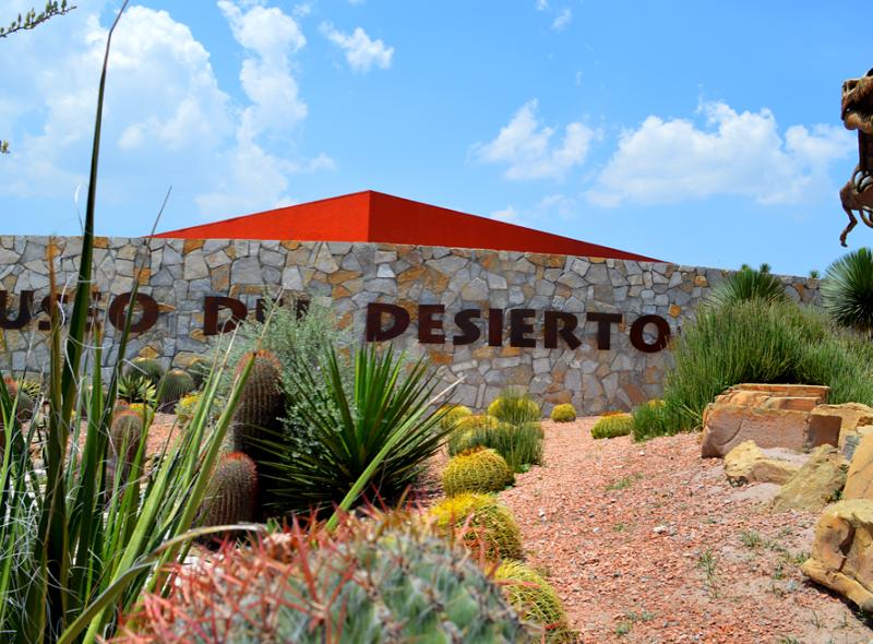 Museo del Desierto gana premio nacional
