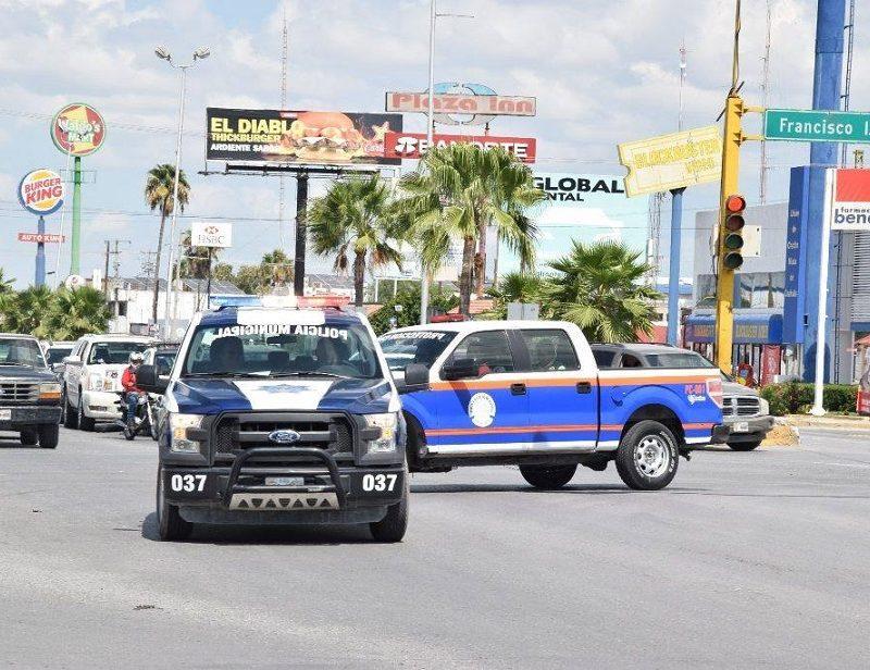Policías de Monclova se declaran en paro
