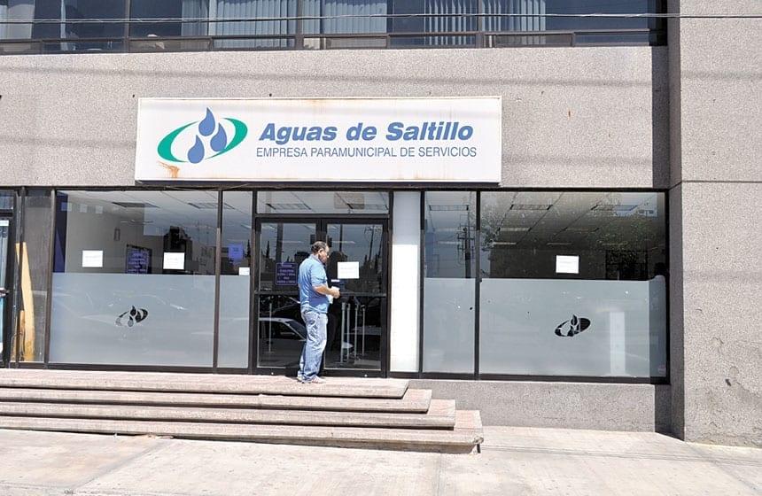 Aguas de saltillo suma 129 quejas columnas de m xico for Aguas de valencia oficinas
