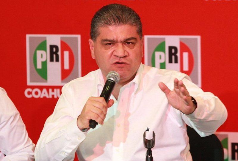 Miguel Riquelme a favor de la Ley de Seguridad Interior