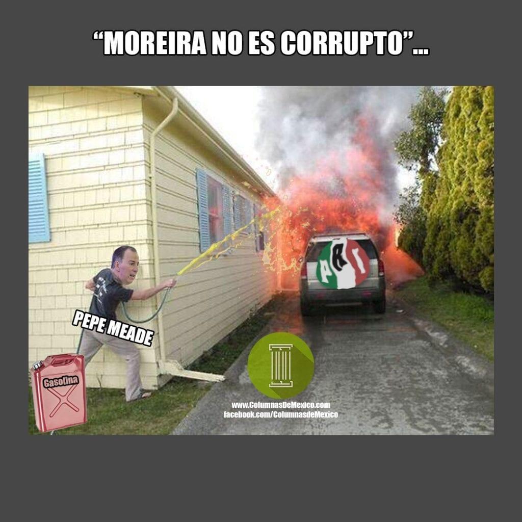 Meme_Pepe_Meade_Moreira_no_es_corrupto